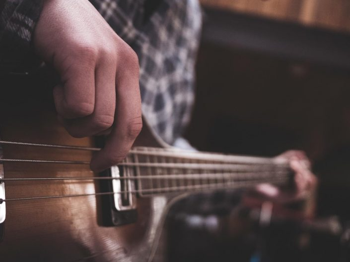 Bassunterricht